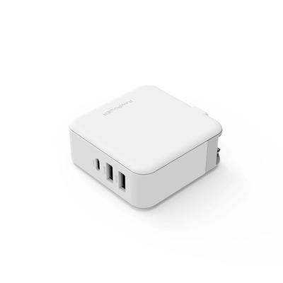 RAVPower Pioneer 65W USB-C Power Delivery & Quick Charge 3.0 Wall Charger