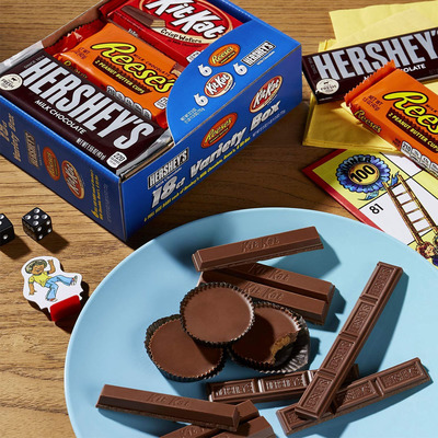Save on saccharine with 18 full-size candy bars for $9
