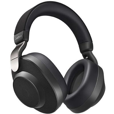 Jabra Elite 85h Bluetooth over-ear noise-cancelling headphones titanium black