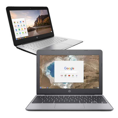 Woot's one-day sale has HP Intel Dual-Core Chromebooks discounted as low as $90