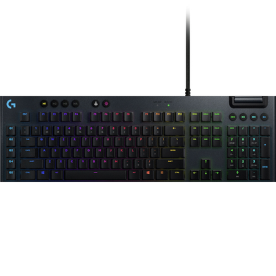 Logitech G815 LightSync RGB mechanical gaming keyboard