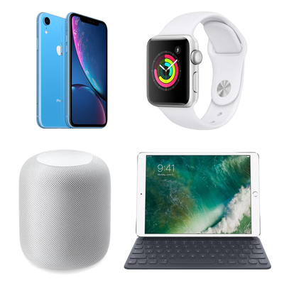 Take up to 50% off your next Apple purchase at eBay