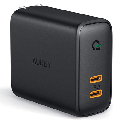 Aukey 36W USB-C Wall Charger with Power Delivery