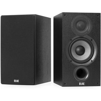 Elac Debut 2.0 B5.2 bookshelf speakers black