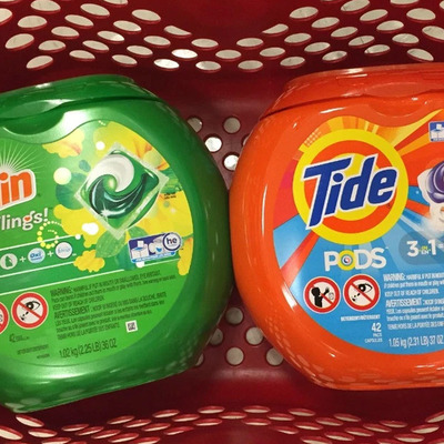 Restock $40 of select household essentials and Target will give you a free $10 gift card
