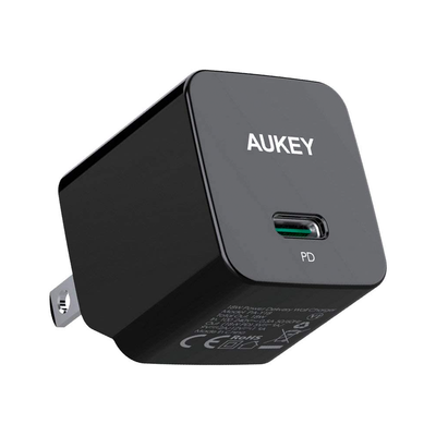 Aukey 18W Minima USB-C Charger