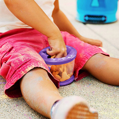 Snag two Munchkin Snack Catcher containers for just $4