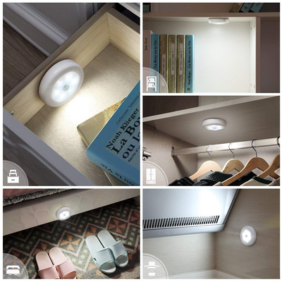 AMIR Battery-Powered Motion Sensor LED Night Lights