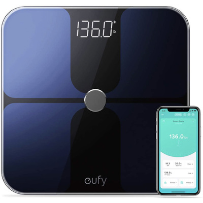 Eufy smart Bluetooth bathroom scale