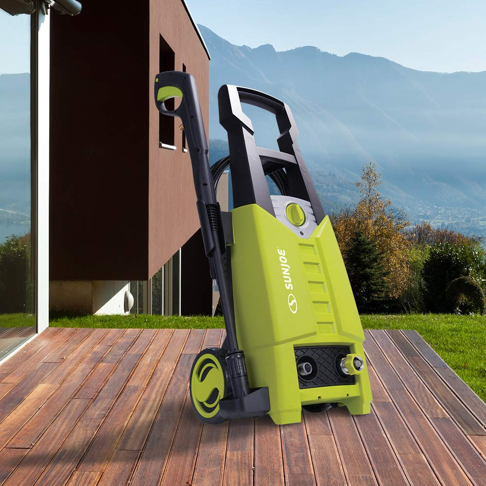 This Prime Day discount on Sun Joe's electric pressure washer can clean away years of grime