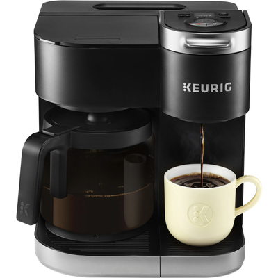 Keurig K-Duo 12-cup coffee maker and single serve K-Cup brewer