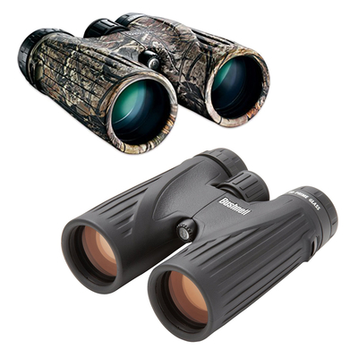 Look at the world around you with over 30% off the Bushnell Legend Ultra HD binoculars