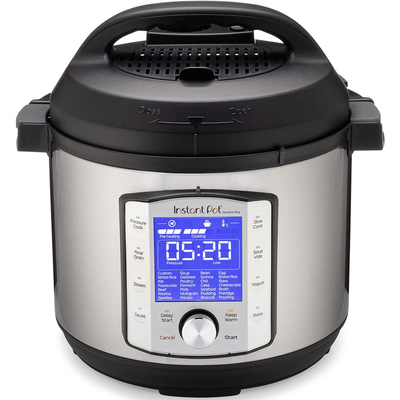 Instant Pot Duo Evo Plus 6-quart pressure cooker