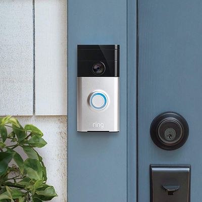 See who's at your door from anywhere with Ring Video Doorbells on sale from just $50