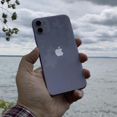 Apple iPhone 11 two smartphones