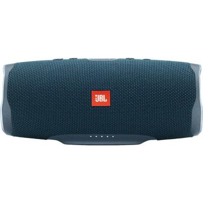 JBL Charge 4 portable Bluetooth speaker ocean blue