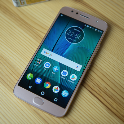 Stay under budget with the Moto G5S Plus, unlocked and 50% off