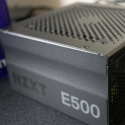 Build your own PC with the NZXT E500 power supply on sale for $80