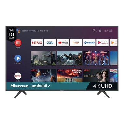 Hisense 55-inch H6500F Series 4K UHD Smart Android TV