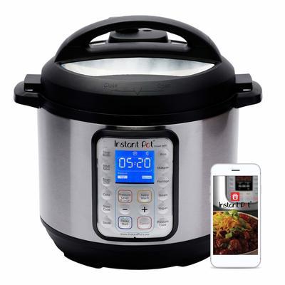 Instant Pot Smart Wi-Fi 6-quart Electric Pressure Cooker