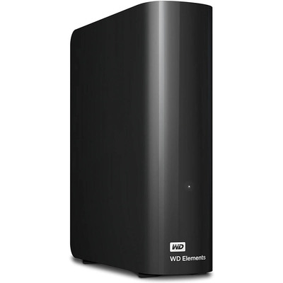 WD Elements 12TB USB 3.0 external hard drive