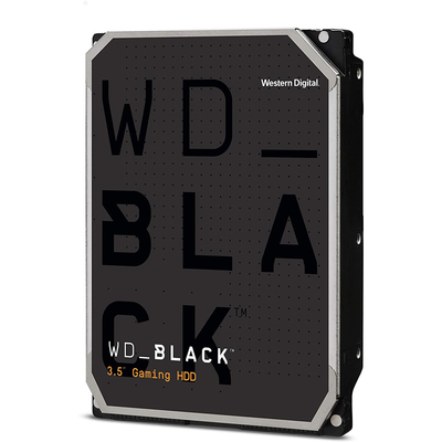 Western Digital Black 4TB 7200RPM internal hard drive