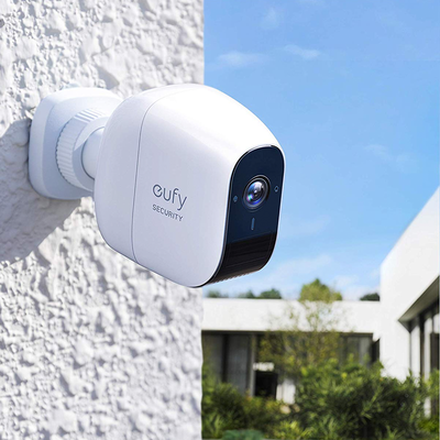 See who's out there with the eufyCam E Wireless Security Camera System at $80 off