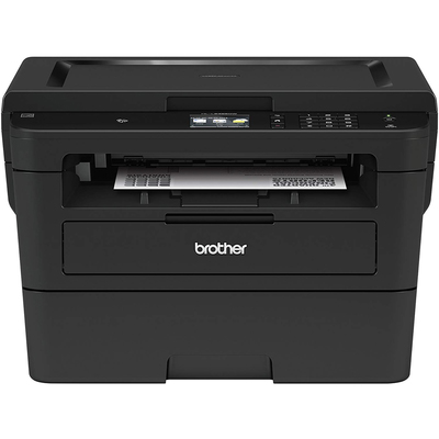 Brother HL-L2395DW copy and scan monochrome compact laser printer