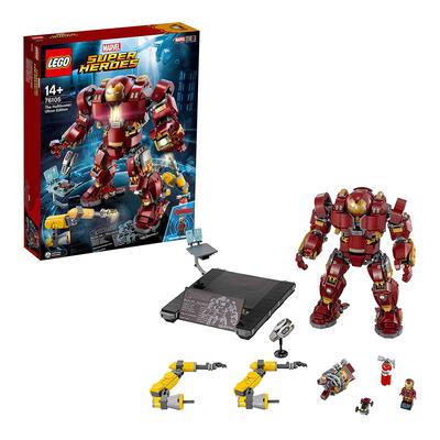 LEGO Marvel Super Heroes Avengers: Infinity War The Hulkbuster: Ultron Edition