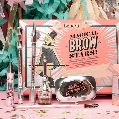 Keep your brows on fleek with $140 worth of Benefit Cosmetics full-size eyebrow products for $30