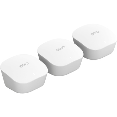 Eero dual-band mesh networking system 3-pack