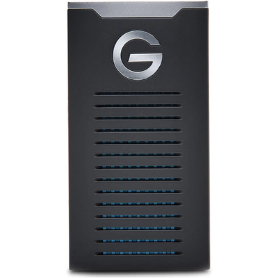 G-Technology G-Drive 2TB USB-C mobile solid state drive