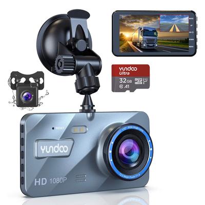 Dual 1080p Dash Cam Set