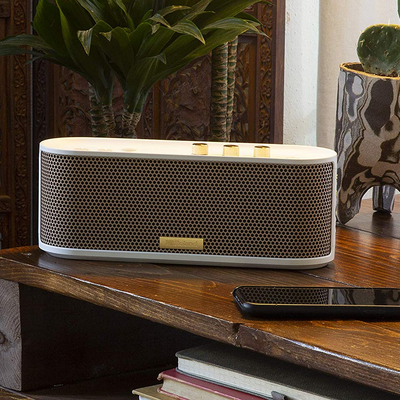 Roland's BTM-1 Bluetooth speaker lets you connect a guitar to play along at 30% off
