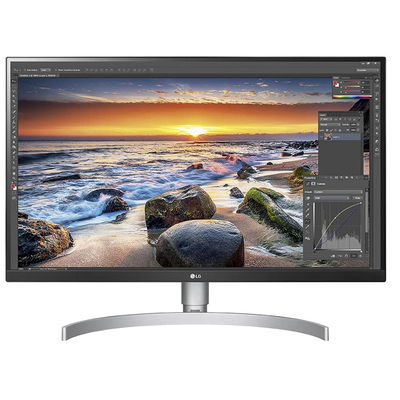 LG 27UK850-W 27-inch 4K USB-C monitor