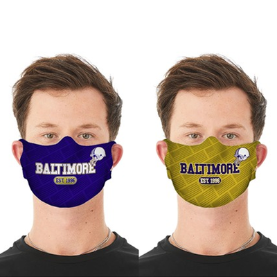 NFL and Father's Day Face Masks