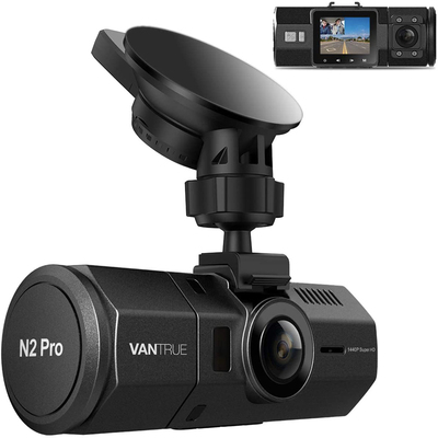Vantrue N2 Pro Uber high-definition dual dash cam