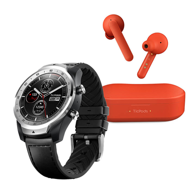 Mobvoi TicWatch smartwatches and TicPods sale