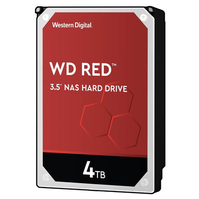 WD Red 4TB WD40EFRX NAS hard disk drive