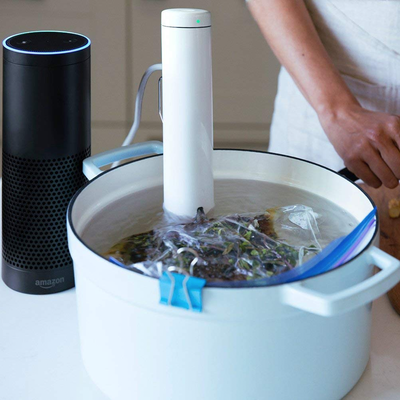 The popular ChefSteps Joule Sous Vide Cooker is heating up at a new low price for Prime Day