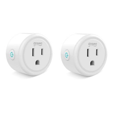 Gosund Mini Smart Plug 2 Pack