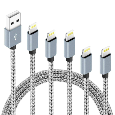 IDiSON 5-pack Lightning Cables