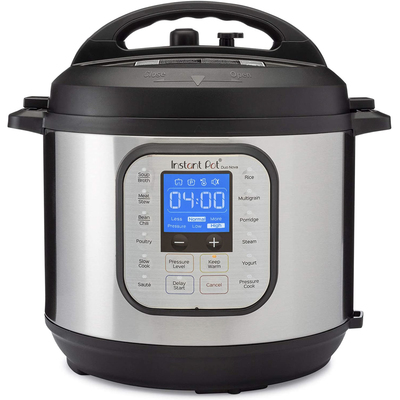 Instant Pot Duo Nova 7-in-1 electric pressure cooker
