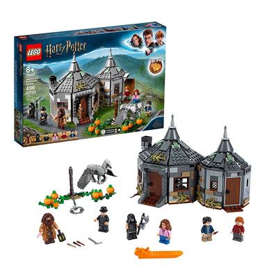 LEGO Harry Potter Hagrid's Hut: Buckbeak's Rescue (75947)