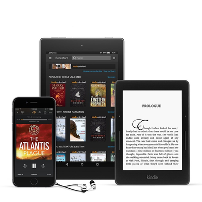 Amazon Kindle Unlimited Trial Membership