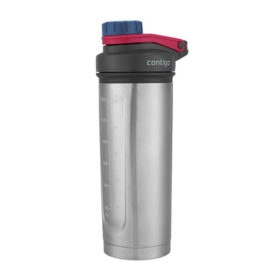 Take this Contigo Vacuum-Insulated Shake & Go Fit Shaker Bottle to the gym for under $6