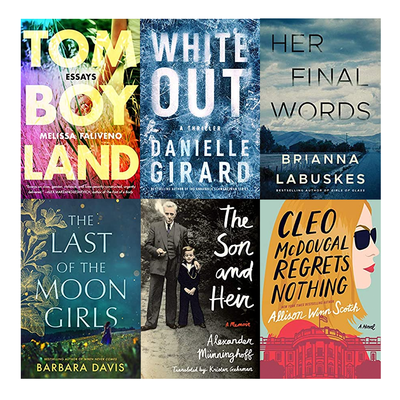 Amazon First Reads for July 2020