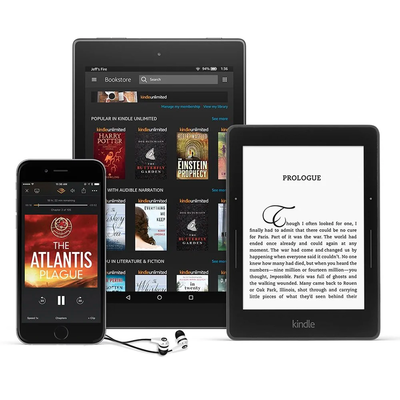 Kindle Unlimited subscriptions