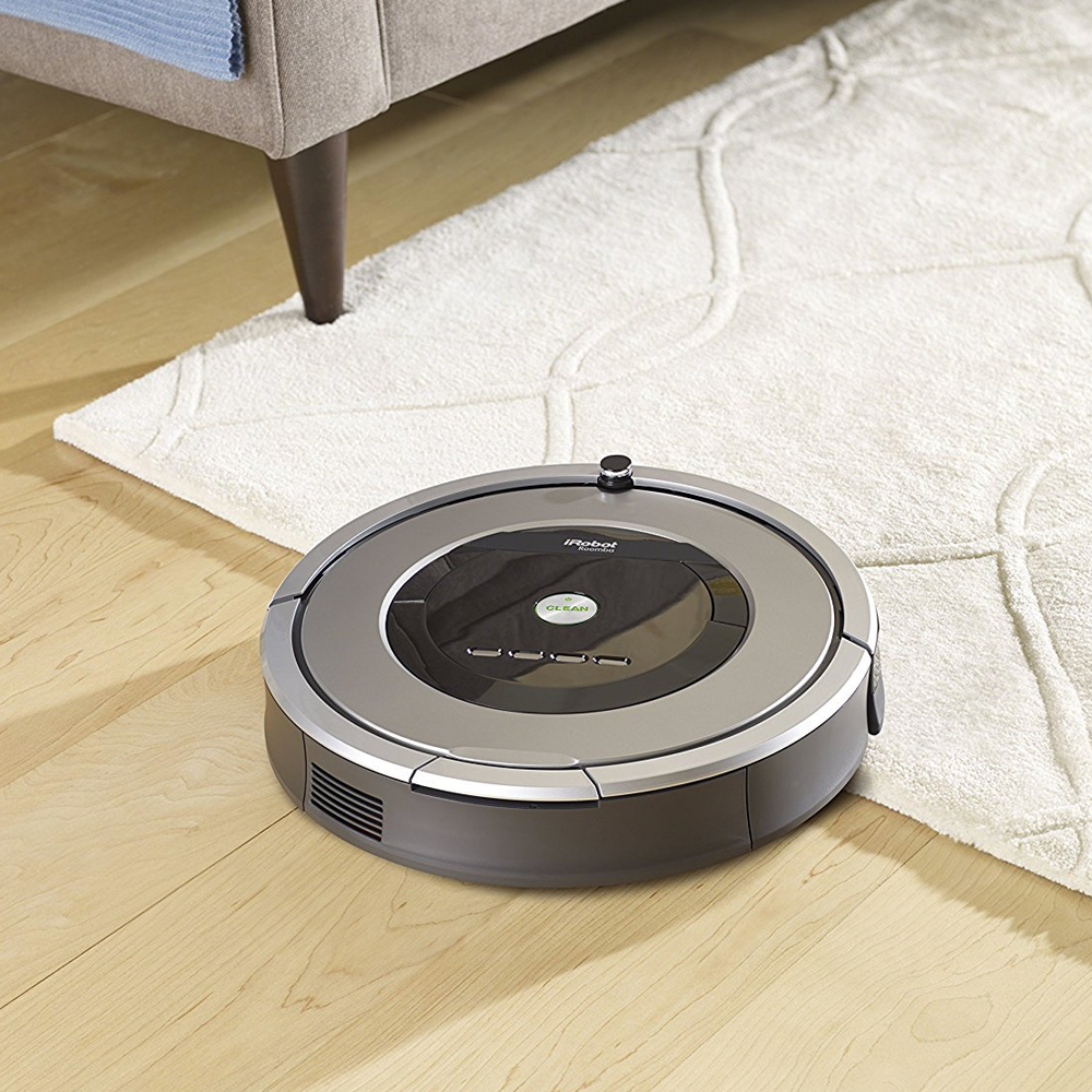 This One Day Deal On Irobot S Refurb Roomba 860 Robovac