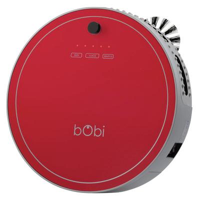 bObsweep bObi pet robot vacuum cleaner red